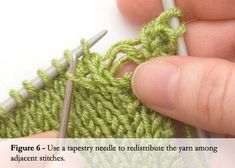 The Error of Our Ways: A Knitter's Guide to Fixing Mistakes