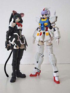 KOTO's MS少女 RX-78 Gundam: Photo Review, Info http://www.gunjap.net/site/?p=280239