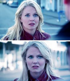 Once Upon a Time. Jennifer Morrison plays Emma Swan
