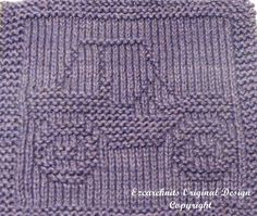 Knitting Cloth Pattern  JEEP WRANGLER  Instant by ezcareknits, $3.00