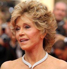 Short+Hair+Styles+For+Women+Over+50 | Good Ideas for Short Hairstyles Women Over 50 (Jane Fonda) Pictures