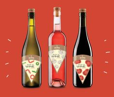 Slice Of Wine on Packaging of the World - Creative Package Design Gallery