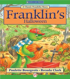 In this Franklin Classic Storybook, Franklin and his friends are excited about the upcoming Halloween costume party. With tricks and treats, and a flying ghost, Franklin and his friends enjoy a night of mystery and fun.