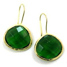 #Isabel Harvey Emerald City Earrings - $98.00