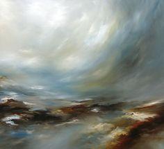 """Saatchi Online Artist: Alison Johnson; Oil, 2012, Painting """"Still Wonder"""""""