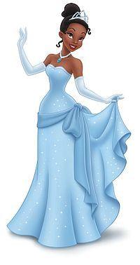 Princess Tiana, first African American Disney princess
