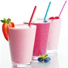 Whey Protein and Healthy Weight Loss Smoothies. Check the recipes