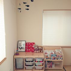 Lounge/IKEA/子供部屋/モビール/marimekko/おもちゃ収納...などのインテリア実例 - 2018-03-11 06:56:27 | RoomClip (ルームクリップ)