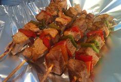 Hoisin pork kebabs: Yummy BBQ recipe for students!