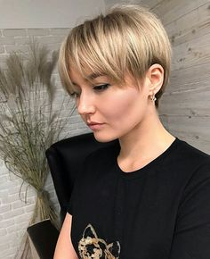 Pixie Cut Hairstyle Long Pixie Cut 2019 Short Pixie Haircut Pixie Cut Haircut Back View Best Textured Brown Pixie Cut Light Brown Long Medium Long Haircuts, New Short Hairstyles, Short Pixie Haircuts, Pixie Hairstyles, Hairstyles 2018, Best Pixie Cuts, Long Pixie Cuts, Short Hair Cuts, Short Hair Styles