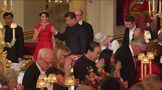 Princess Kate wears the Lotus Flower tiara to her very first State Dinner!