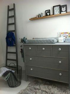 Jut en Juul Lifestyle for Kids: Inspiratie ...... Prachtige kinderkamer in de kleuren wit, lichtgrijs, donkergrijs en saffier......