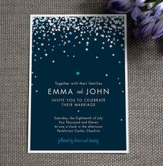 bella wedding invitation by Elegant Navy Blue Wedding Invitations Navy Blue Wedding Invitations Gold Simple Navy Wedding Invitations Navy Blue Wedding Invitations Colour Scheme Navy Wedding Invites Ideas Navy Wedding Invites Inspirations Inexpensive Wedding Invitations, Navy Wedding Invitations, Wedding Invitation Design, Wedding Stationary, Invites, Invitation Envelopes, Invitation Ideas, Bella Wedding, Star Wedding