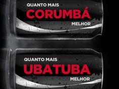 Ação da Coca-Cola traz destinos turísticos estampados nas latas