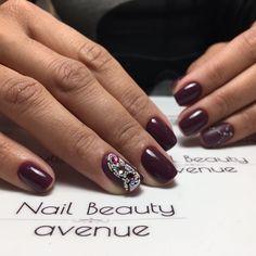 Design sweetbloom nail art. Дизайн ногтей свитблюм