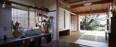 HOUSE TY   縁側と茶の間のある家  | KIZ ARCHITECTS