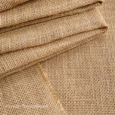 Top-Quality Burlap Fabric