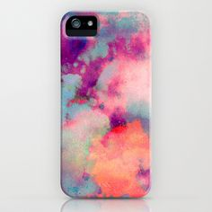 Untitled (Cloudscape) 20110625p iPhone Case by Tchmo - $35.00