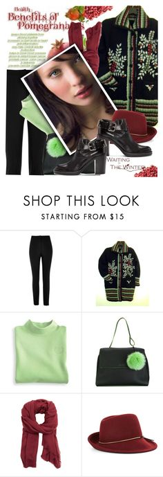 """""""Hand Knitted Wool Sweaters"""" by samketina ❤ liked on Polyvore featuring River Island, Therapy, Blair, Orciani, MANGO, BCBGMAXAZRIA, McQ by Alexander McQueen, sweaters, knitted and wool"""