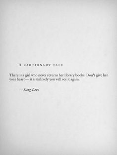 michaelfaudet:  Love & Misadventure by Lang Leav