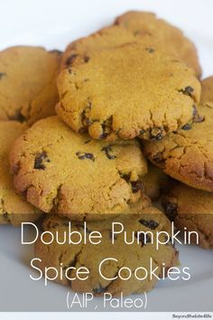 I have three posts that I aim to share with you all before Thanksgiving officially rolls around. The first are these pumpkin spice cookies that feature the one and only pumpkin flour from Anti-Gra…