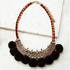 Boho Style Necklace por NovaaStyle en Etsy