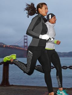 Reflective Power Lift Tight | Athleta