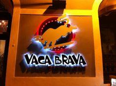 Vaca Brava Restaurant Old San Juan, P.R.