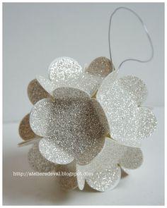 Les Ateliers de Val: décoration de noel