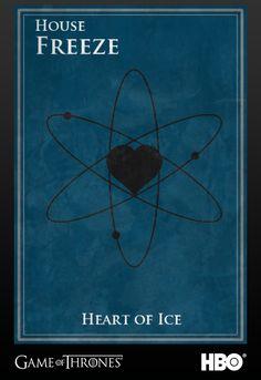 House Freeze: Heart of Ice