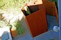 Outdoor Shower Walls REALM Tucson, AZ