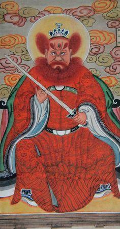 张天师 Celestial Master Zhang