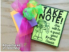 Hello sweet friends! I just wanted to share with you a quick and easy back to school gift that I actually made with stuff I already had in my house! I am going to give this little gift to my teammates, but you could give it to anyone in your school. If you are aRead more