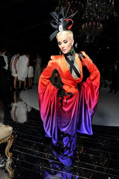 The Whole World and Me: Style Crush - Daphne Guinness