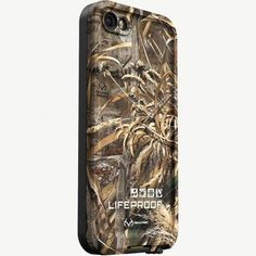 #NEW Realtree Max 5 Camo Lifeproof Max-5 Camo Case for iphone 5/5s  #Realtreecamo #Realtreegear