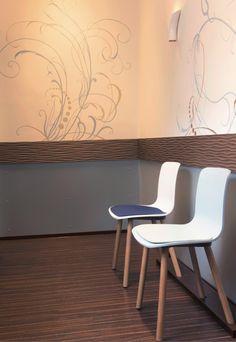 Interior design - Arztpraxis Flur