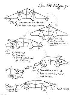 Platypus origami p.2