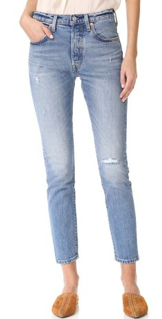 Levi's 501 Skinny Jeans | SHOPBOP SAVE UP TO 25% Use Code: GOBIG17