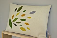 felt pillow....no link though
