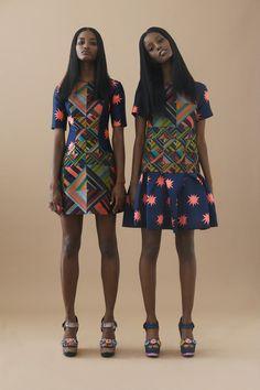 Shades of Blackness - senseofswank: shanyceboom: House of Holland...