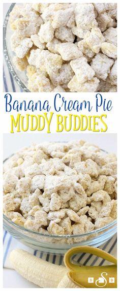 Banana Cream Pie Mud