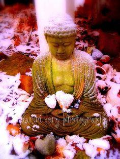 buddha 8x10 fine art print by DarlinCory on Etsy