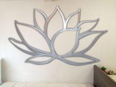 Love this <3 listing at https://www.etsy.com/listing/163361271/lotus-flower-metal-wall-art