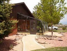 Solarium Greenhouse by Colorado Home Additions