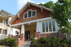 craftsman porch by Brooks Ballard