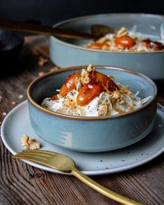 Celeriac Salad with Cardamom-Yoghurt, Caramelized Honey Kumquats, and Walnuts ° eat in my kitchen Healthy Salad Recipes, Gourmet Recipes, New Recipes, Cooking Recipes, Beetroot Carpaccio, Fennel And Orange Salad, Celeriac, Winter Salad, Cabbage Salad