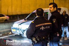 29-11-2013 – Eindhoven – Beukenlaan – Persoon gewond na ongeval tunnelwand. Omstreeks 20:15 heeft er een aanrijding plaats gevonden aan de Noord-Brabantlaan in Eindhoven. http://roelsmitsfotografie.nl/?p=132305