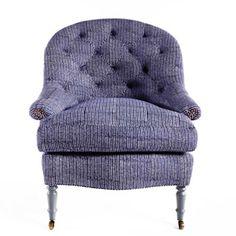 Gypsy Interior Design Dress My Wagon| Serafini Amelia| John Robshaw Textiles - Deccan Chair - Furniture