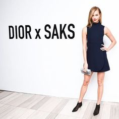 Just like Karlie Kloss did to attend the party of Dior's new boutique opening in Saks Fifth Avenue a simple black wool dress paired with mesh ankle shoes is what you need to have a killer look. Are you ready to nail the friyay party tonight? #Dior #KarlieKloss #SaksFifthAvenue #boutiqueopening #party #tgif #friday #styleinspiration #weekend #friyay #happyweekend  via MARIE CLAIRE INDONESIA MAGAZINE OFFICIAL INSTAGRAM - Celebrity  Fashion  Haute Couture  Advertising  Culture  Beauty…