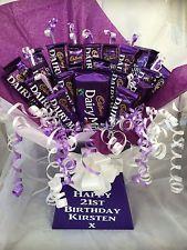 CADBURY DAIRY MILK SWEET BOUQUET (VALENTINES, MOTHERS DAY, BIRTHDAYS.......)